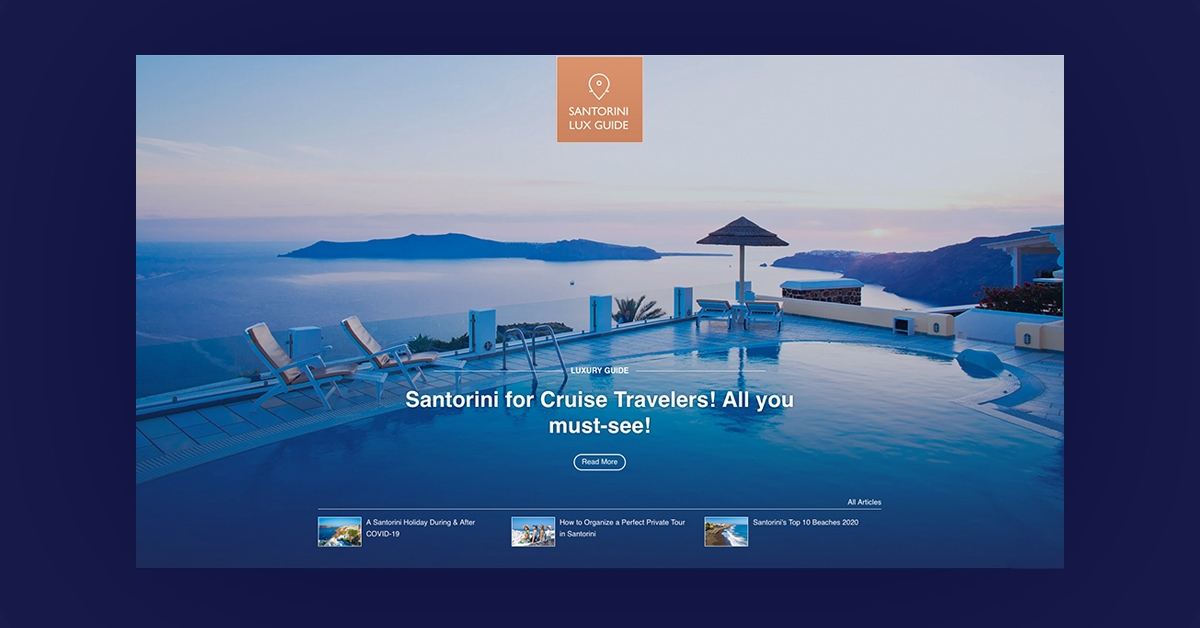 Santorini Best Tours